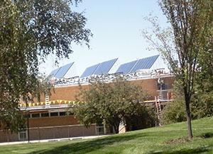 Wsu Sustainability Projects Soak Up The Sun