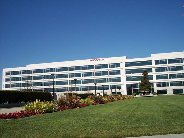 Honda USA Headquarters In Torrance