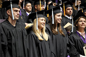Fall 2014 Commencement