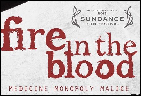 Film Screening: Fire in the Blood