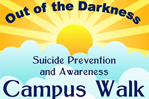 Campus Walk for Suicide Prevention
