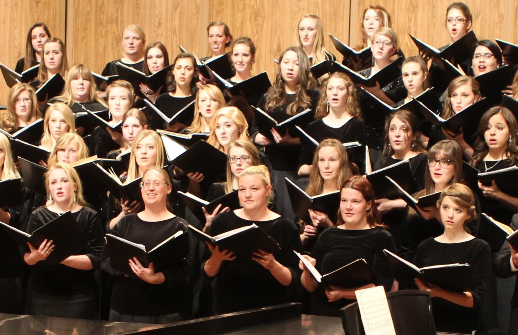 WSU Spring ChoirFest
