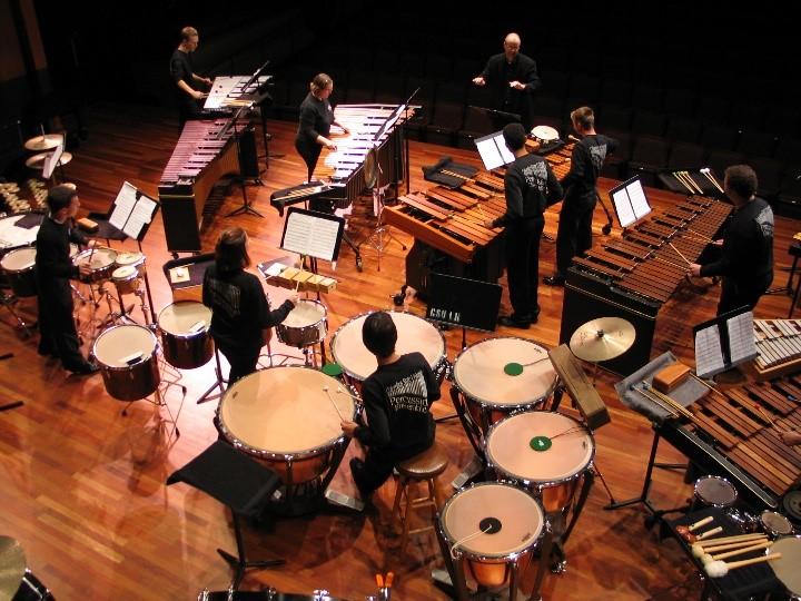 WSU Percussion Ensemble