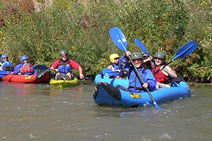 Weber River Kayaking