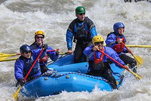 Snake River Raft Trip