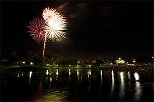 Lindquist Pops Concert & Fireworks