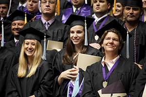 Fall 2015 Commencement Ceremonies