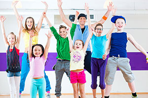 Imagination In Motion Dance Theater Camp