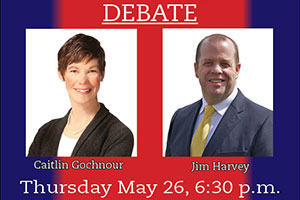 Weber County Commissioner Candidate Debate