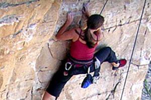 High Uintas Rock Climbing