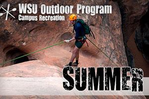 Summer Canyoneering