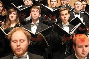 Weber State University Fall Choirfest
