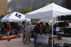 13th Annual Outdoor Gear Sale and Swap