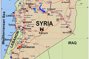 Weber Historical Society Lecture: The Syrian Conflict