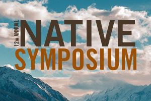 12th Annual Native Symposium: Sunrise Ceremony