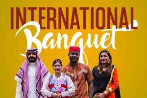 International Banquet