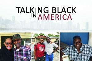 Film Screening and Lecture: Talking Black in America