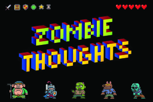 WSU Theatre: Zombie Thoughts