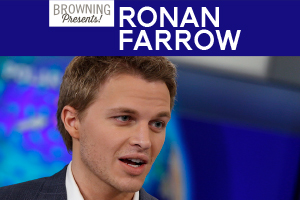 Browning Presents: Ronan Farrow