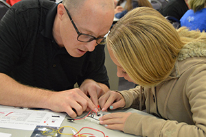 Parent-Daughter Engineering & Technology Night Out
