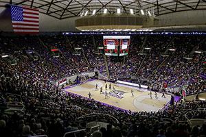 WSU Men's Basketball vs. Utah Valley University