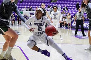 WSU Women's Basketball vs. University of Idaho