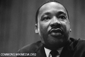 Martin Luther King, Jr. Day - No Classes