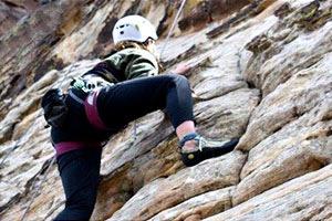 Women Only Rock Climbing