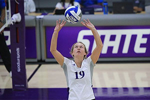 Weber State Volleyball vs. Utah State