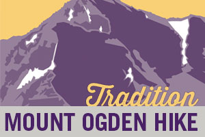 The WSU Mount Ogden Hike Tradition