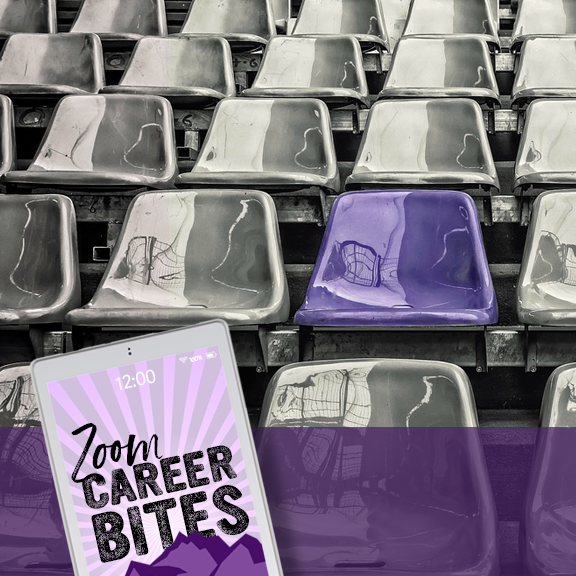 Zoom Career Bites: Stand Out!