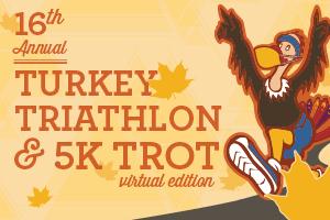 16th Annual Turkey Tri Begins