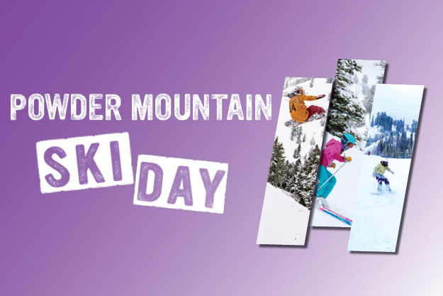 Weber State Ski Day at Powder Mountain