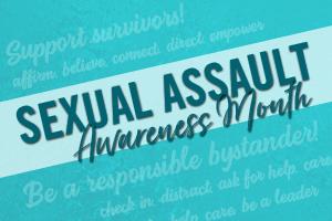 Sexual Assault Awareness Month: Denim Day