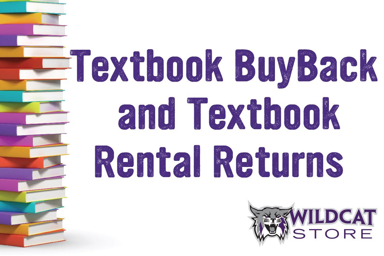 Start of Textbook Buyback at WSU Ogden