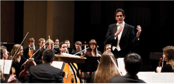 Weber State Symphony Orchestra Concert