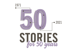 Stewart Library Special Collections 50th Anniversary