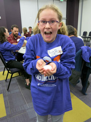 EAST's Parent/Daughter Engineering Day 2015