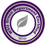 WSU Green Department Certified