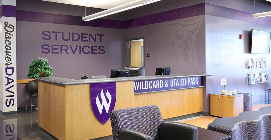 Davis Student Services