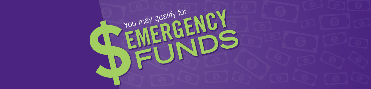 emergency funds