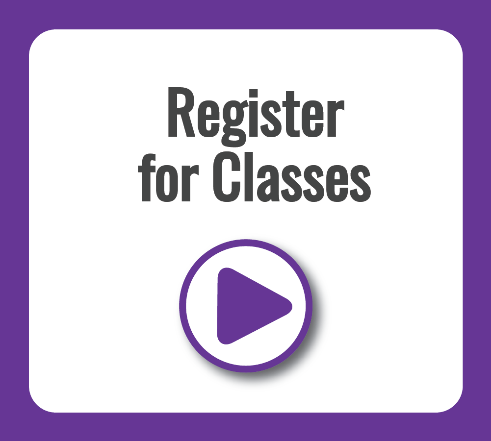 Register for Classes Video