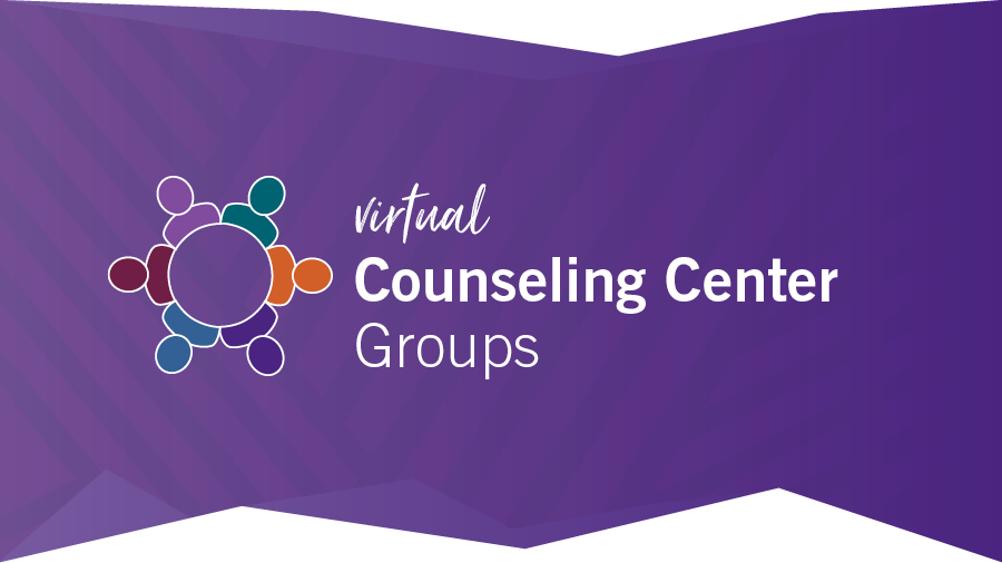 virtual counseling center groups