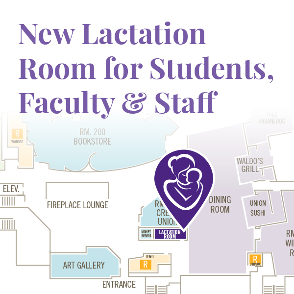 New Lactation Room - Room 214