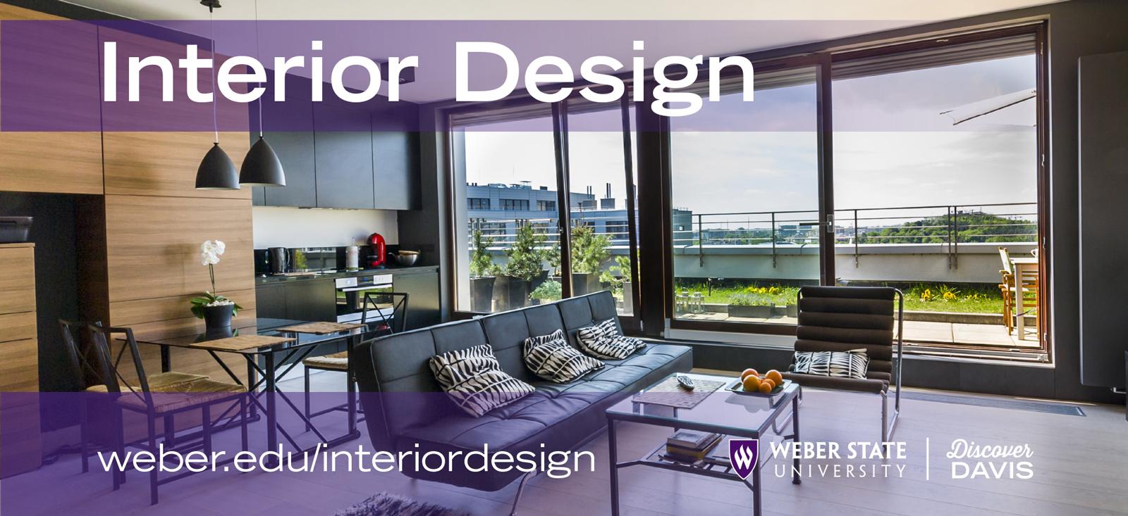 online interior design associate degree davis campus weber state university