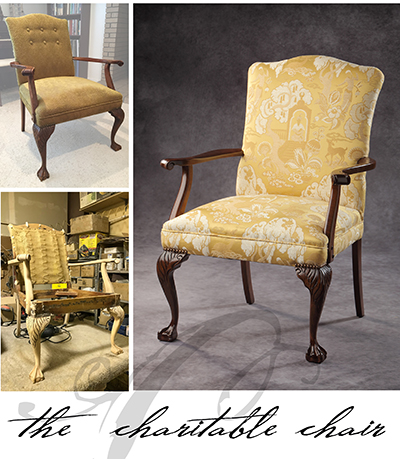 students from five wsu interior design courses participated by designing or refurbishing 24 chairs of historical influence or significance - Wsu Interior Design