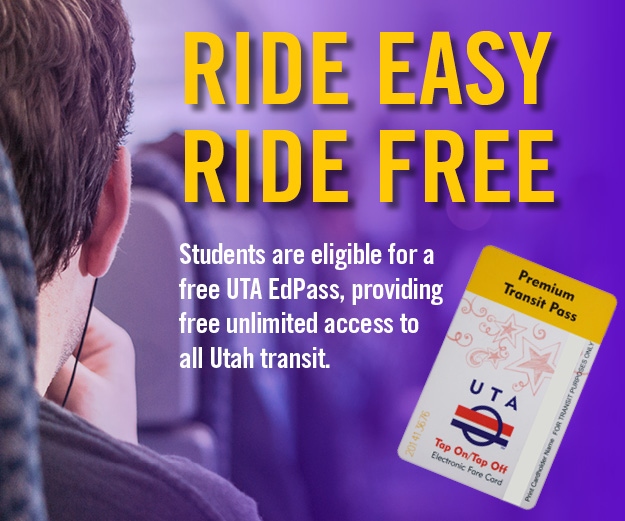 UTA EDU Pass