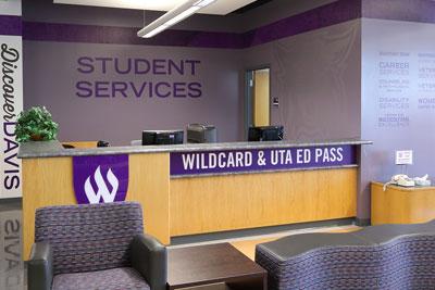 Davis Wildcard desk