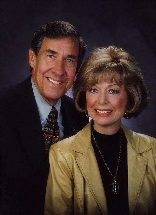 Dean and Carol Hurst