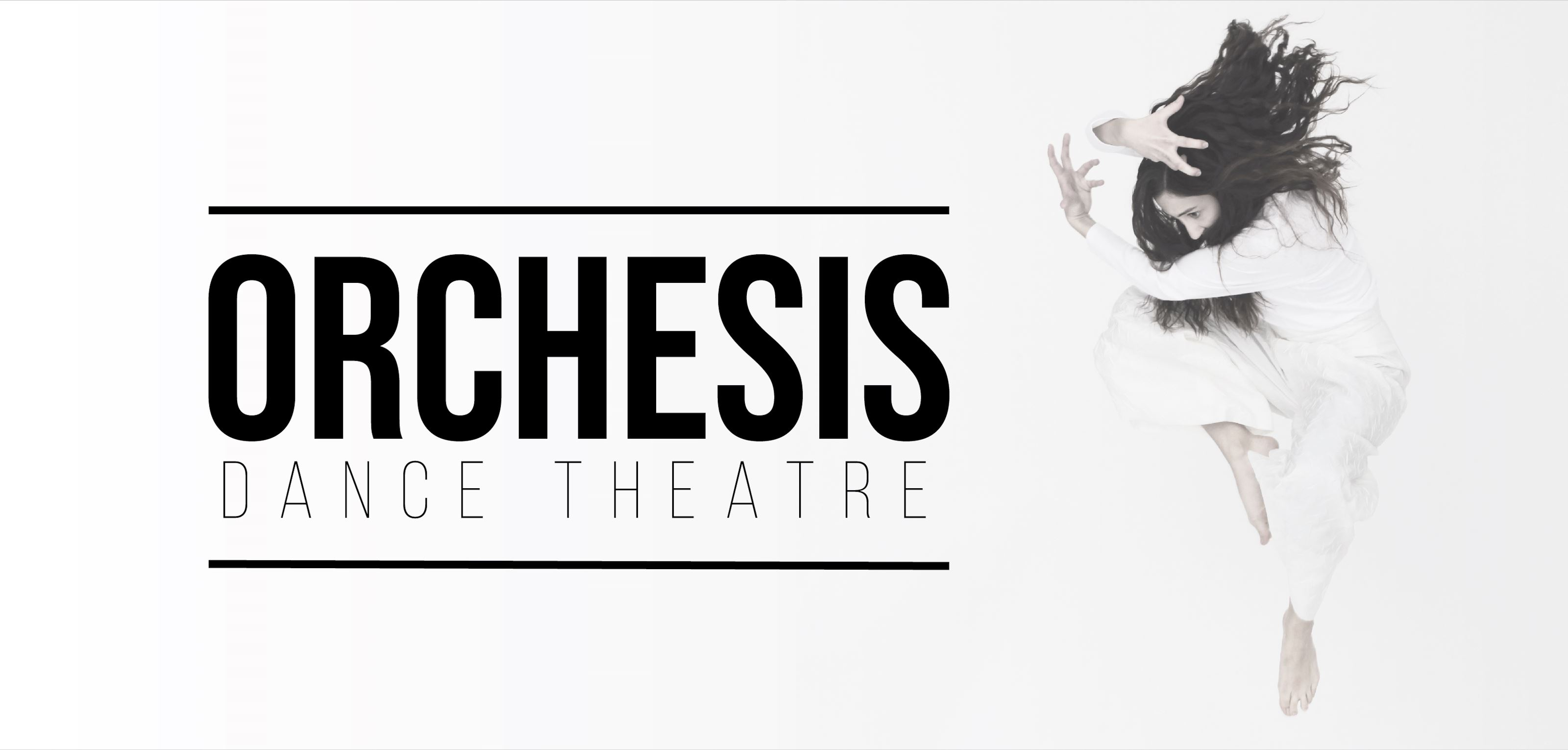 Text reads: Orchesis Dance Theatre